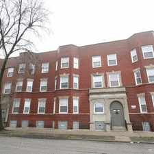 Rental info for 4750 S Calumet Ave in the Chicago area