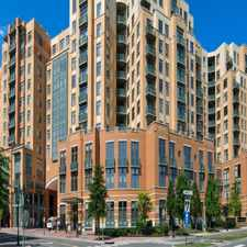 Rental info for Delancey at Shirlington Village