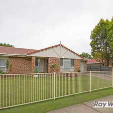 Rental info for Large Family Friendly Block, Wonderful Location, Three Bedroom Lowset Home in the Collingwood Park area