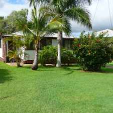 Rental info for TWO BEDROOM COTTAGE IN COOEE BAY in the Yeppoon area