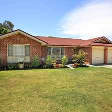 Rental info for Must See Family Home! in the South Nowra area