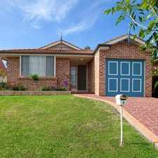 Rental info for Beautiful Home in the Ambarvale area