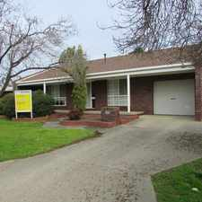 Rental info for Convenient East Albury Location