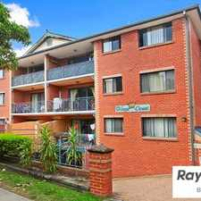 Rental info for DEPOSIT TAKEN !! in the Sydney area