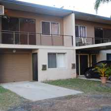 Rental info for MODERN UNIT IN QUIET COMPLEX in the Hervey Bay area