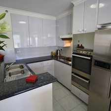 Rental info for DEPOSIT RECEIVED - FULLY FURNISHED TWO BEDROOM UNIT IN CONVENIENT LOCATION! in the Bondi Junction area