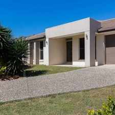 Rental info for Beautifully Designed Spacious Home in the Brisbane area
