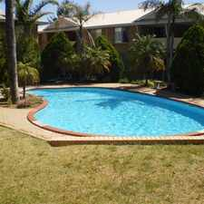 Rental info for SECURE COMPLEX WITH IN-GROUND POOL! IDEALLY LOCATED!