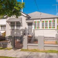 Rental info for CUTE QUEENSLANDER - AMAZING LOCATION in the Brisbane area