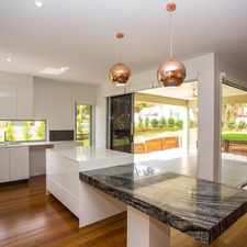 Rental info for House Size Duplex In Buderim in the Sunshine Coast area