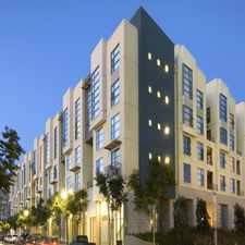 Rental info for Edgewater Luxury Apartments in the Mission Bay area