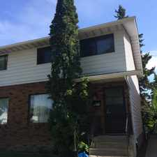 Rental info for 10741 75 Avenue Northwest in the Queen Alexandra area
