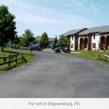 Rental info for Shippensburg, Great Location, 1 bedroom Apartment.