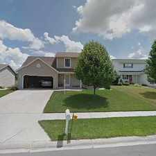 Rental info for Single Family Home Home in Nappanee for For Sale By Owner