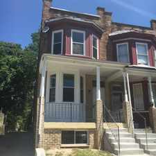 Rental info for FIVE Bedrooms - NEWLY Renovated!!! END OF GROUP! Washer & Dryer Included! in the Rosemont area