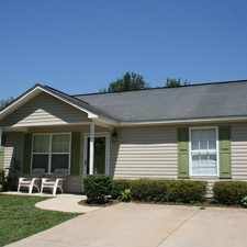 Rental info for 101 Backwater Way, Greenville SC $109900 3/2