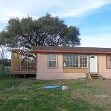 Rental info for Single Family Home Home in Poteet for Owner Financing