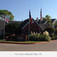 Rental info for Hunters Crossing is a community unlike any other. Pet OK! in the 76301 area