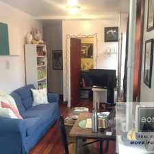 Rental info for E 7th St in the East Village area