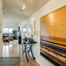 Rental info for 2990 East 17th Avenue #2007 in the City Park area
