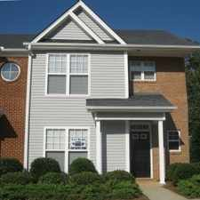Rental info for 3 bed/ 2. 5 bath Dawsonville townhome for rent is located in the Maple Townhome Subdivision