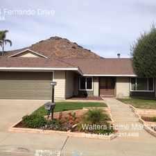 Rental info for 12386 Fernando Drive
