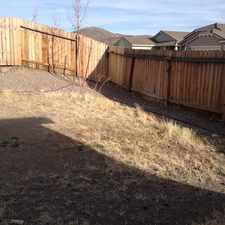 Rental info for Nice home close to Fernley High School