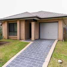 Rental info for LOOKING FOR PEACE AND TRANQUILLITY IN UPPER COOMERA in the Upper Coomera area