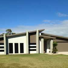 Rental info for LARGE FAMILY HOME WITH GREAT ENTERTAINING SPACE in the Hervey Bay area