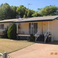 Rental info for Huge Car Garage perfect for any mechanic!! in the Mount Isa area