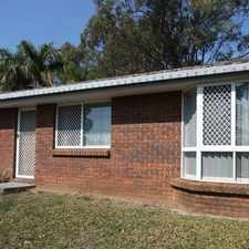 Rental info for FRESHLY PAINTED READY TO MOVE INTO in the Brisbane area