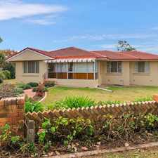 Rental info for INCREDIBLY NEAT FAMILY SIZE HOME AT A PRICE YOU CAN'T SAY NO TO! in the Toowoomba area