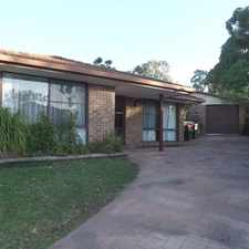 Rental info for Lovely Family Home in the Wollongong area