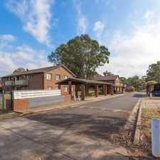 Rental info for TWO BEDROOM UNIT in the Sydney area