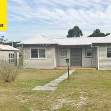 Rental info for Refurbished Family Home in the Buff Point area