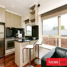 Rental info for Furnished South Yarra Pad - Fab location