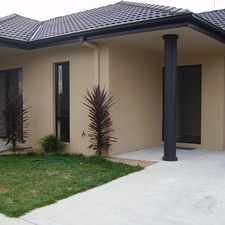 Rental info for SECURE AND SPACIOUS IN WEST END in the Traralgon area
