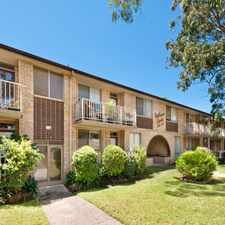 Rental info for EASY LIVING ONLY MOMENTS FROM THE VILLAGE [DEPOSIT TAKEN] in the Lane Cove West area