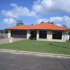 Rental info for FAMILY HOME CLOSE TO BEACH - BREAK LEASE in the Hervey Bay area