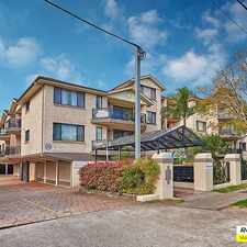 Rental info for 2 Bedroom Unit in the Westmead area