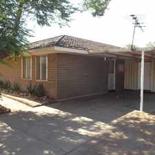 Rental info for Four bedroom home with easy to maintain yard - Rent is negotiable