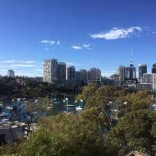 Rental info for *** DEPOSIT TAKEN - ALL SHOWINGS CANCELLED *** in the McMahons Point area