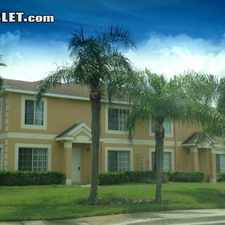 Rental info for $1300 3 bedroom Townhouse in Hillsborough (Tampa) Brandon in the Tampa area