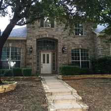 Rental info for 2219 Briary Trace Ct Lewisville, TX