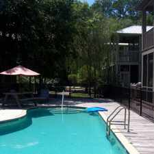 Rental info for Orange Beach, Great Location, 3 bedroom Guesthouse.