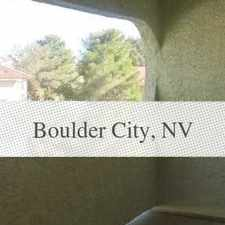 Rental info for Beautiful Boulder City Apartment for rent