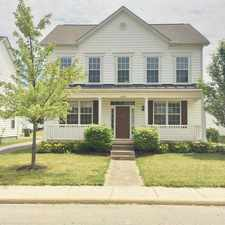 Rental info for 4040 Trade Royal Crossing in the Columbus area