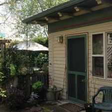 Rental info for DOWNTOWN CORVALLIS COTTAGE FOR LEASE in the Corvallis area