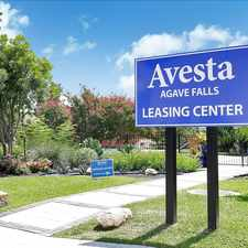 Rental info for Avesta Agave Falls in the Austin area