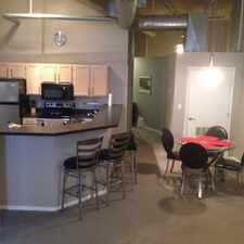 Rental info for 200 Main St. in the River Market area